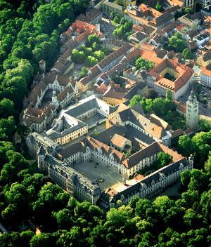 Emmeramsplatz Regensburg