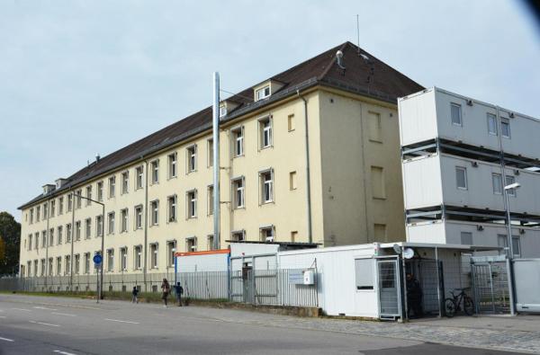 Zeißstraße Regensburg
